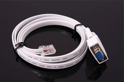 Winstronics Overmold custom CAT5 cable