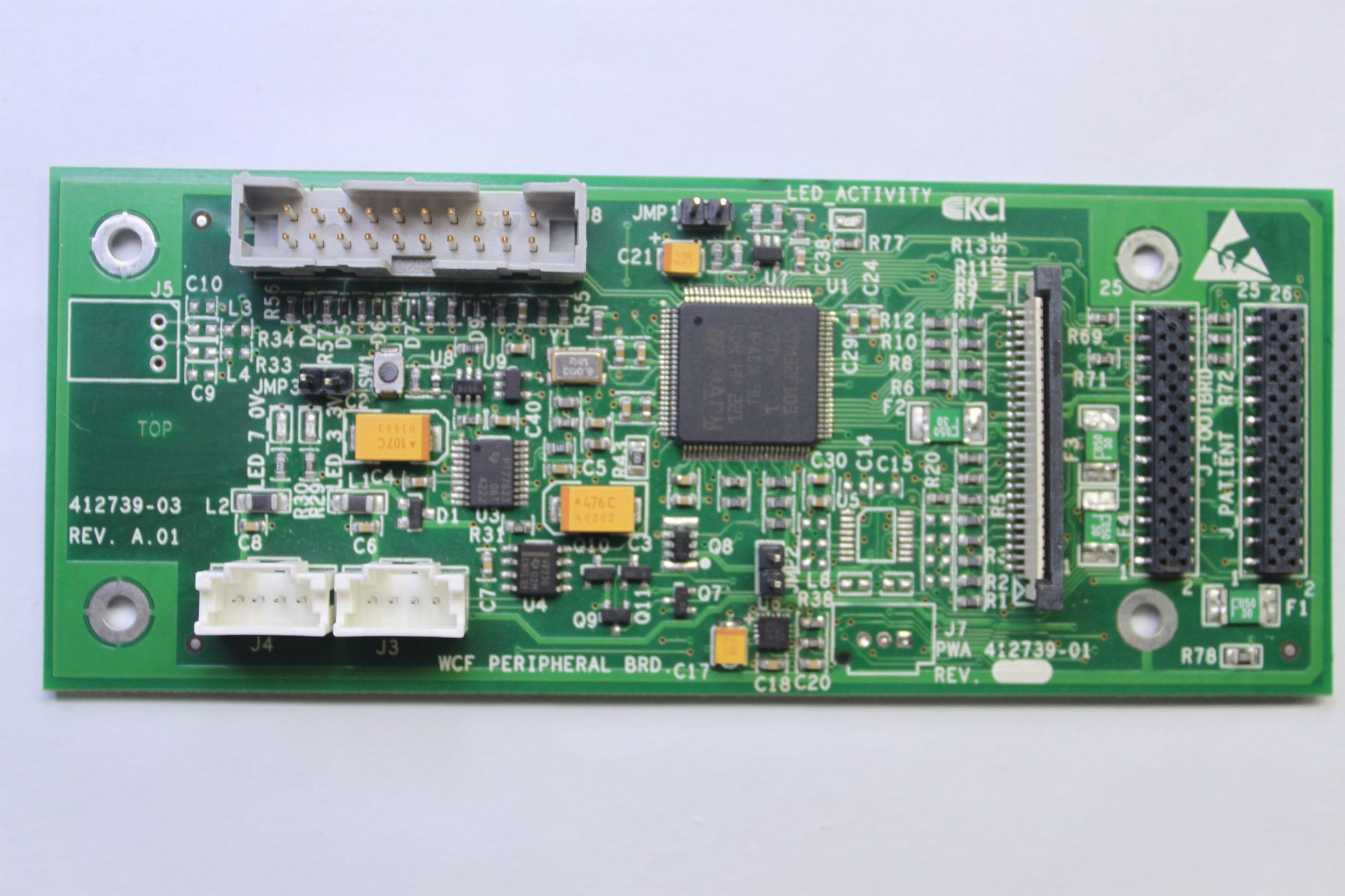 Winstronics PCBA 412739 A02