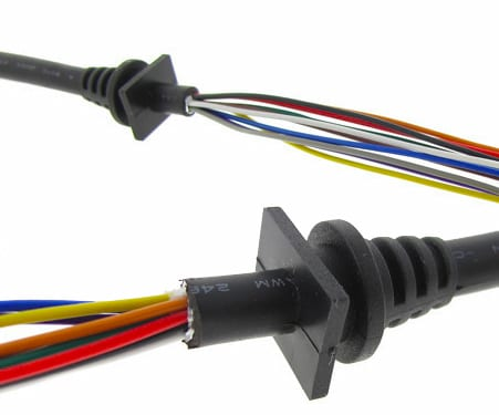 Winstronics overmolded cables