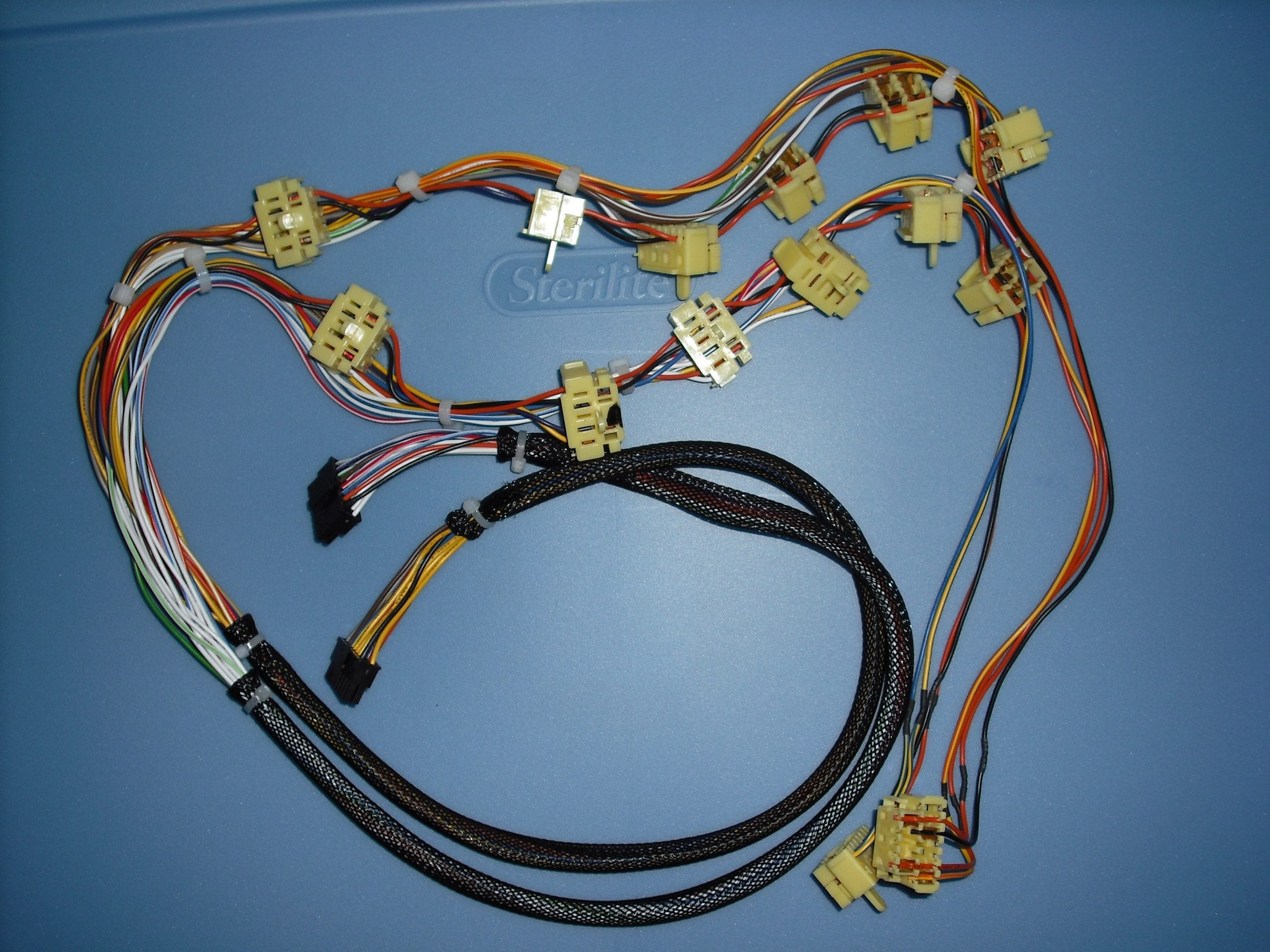 Winstronics Custom Wire Harness for Gaming Machines